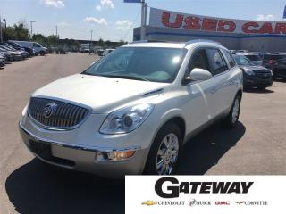 Used 2012 Buick Enclave CXL|7 Pass|Leather|Sunroof| for sale in Brampton, ON