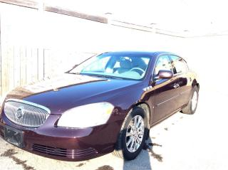 Used 2009 Buick Lucerne CXL for sale in Stittsville, ON
