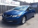Used 2015 Honda Civic Sedan LX  37000 KMS for sale in Stittsville, ON