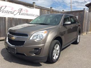 Used 2012 Chevrolet Equinox LS for sale in Stittsville, ON