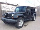 Used 2008 Jeep Wrangler X for sale in Stittsville, ON