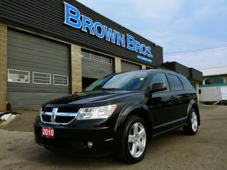 Used 2010 Dodge Journey SXT, LOCAL, ACCIDENT FREE, FINANCING for sale in Surrey, BC