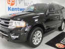 Used 2017 Ford Expedition Limited, ecoboost, NAV, sunroof, heated/cooled leather seats. She's a beaut for sure! for sale in Edmonton, AB