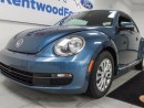 Used 2016 Volkswagen Beetle 1.8 TSI Trendline. It's a beetle! with heated seats! for sale in Edmonton, AB