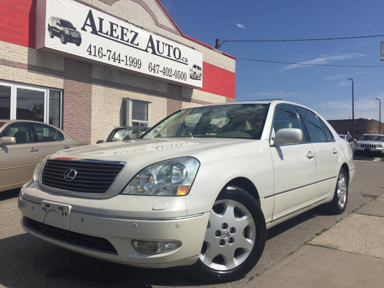 Used 2003 Lexus LS 430 1 owner vehicle !!! for Sale in North