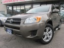 Used 2012 Toyota RAV4 AWD-SUNROOF-BLUETOOTH-SIDE BARS for sale in Scarborough, ON