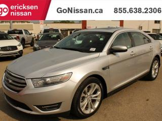 Used 2013 Ford Taurus SEL- AWD, LEATHER, NAVIGATION, MINT CONDITION for sale in Edmonton, AB