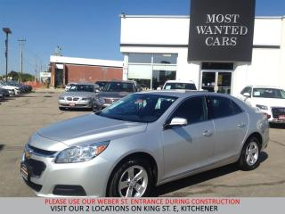 Used 2016 Chevrolet Malibu LT | ALLOYS | BLUETOOTH | TOUCHSCREEN for sale in Kitchener, ON