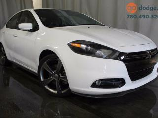 Used 2016 Dodge Dart GT / REAR BACK UP CAMERA / HEATED FRONT SEATS for sale in Edmonton, AB