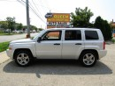 Used 2008 Jeep Patriot Sport | 5 Speed Manual | Heated Seats for sale in North York, ON