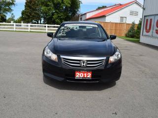Used 2012 Honda Accord EX 4DR SEDAN for sale in Brantford, ON
