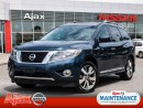 Used 2014 Nissan Pathfinder Platinum*Naigation*DVD for sale in Ajax, ON