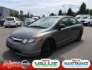 Used 2008 Honda Civic DX*Value Priced*Accident Free for sale in Ajax, ON