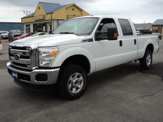 Used 2016 Ford F-250 XLT CrewCab 6.2L 4X4 6ftBox for sale in Brantford, ON
