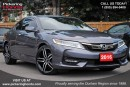 Used 2016 Honda Accord Touring LEATHER NAVI REMOTE STARTER for sale in Pickering, ON