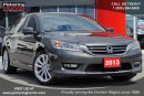 Used 2013 Honda Accord Touring LEATHER NAVI SUNROOF for sale in Pickering, ON