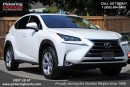 Used 2015 Lexus NX 200t Base LEATHER NAVI SUNROOF ROOF RACK for sale in Pickering, ON