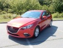 Used 2016 Mazda MAZDA3 LOOK AT THE KM!!!!!  GORGEOUS FRESH TRADE IN! for sale in Halifax, NS