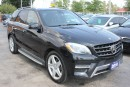 Used 2014 Mercedes-Benz ML-Class ML 350 BlueTEC AMG Sport Package for sale in Brampton, ON
