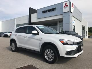 Used 2016 Mitsubishi RVR SE for sale in Owen Sound, ON