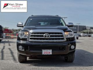 Used 2014 Toyota Sequoia Platinum 5.7L V8 for sale in Toronto, ON