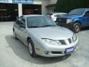 Used 2005 Pontiac Sunfire for sale in Beaverton, ON