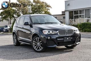 Used 2016 BMW X3 xDrive28i for sale in Ottawa, ON