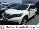 Used 2014 Honda CR-V TOURING/ LEATHER HEATED SEATS/ NAVIGATION for sale in Burlington, ON