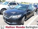 Used 2014 Honda Accord Sedan Touring for sale in Burlington, ON
