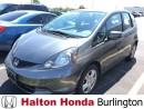Used 2013 Honda Fit LX for sale in Burlington, ON
