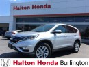 Used 2016 Honda CR-V EX-L for sale in Burlington, ON