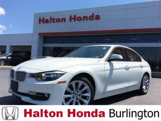 Used 2014 BMW 3 Series 320i xDrive for sale in Burlington, ON