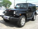 Used 2014 Jeep Wrangler SAHARA 4X4 for sale in London, ON