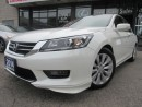 Used 2014 Honda Accord EX-L-LEATHER-SUROOF-CAMERA-BLUETOOTH for sale in Scarborough, ON