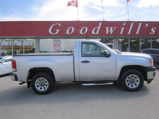 Used 2010 GMC Sierra 1500 SL! REGULAR CAB! SHORT BOX! for sale in Aylmer, ON