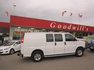 Used 2015 GMC Savana 2500 CARGO! CLEAN CARPROOF! for sale in Aylmer, ON