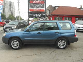 Used 2007 Subaru Forester for sale in Scarborough, ON