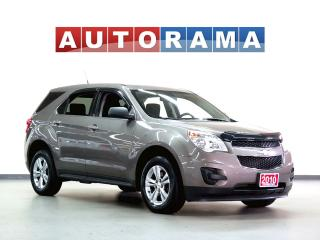 Used 2010 Chevrolet Equinox 4WD BLUETOOTH for sale in North York, ON
