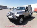 Used 2013 Jeep Wrangler Unlimited Sahara 4D Utility 4WD 3.6L for sale in Calgary, AB