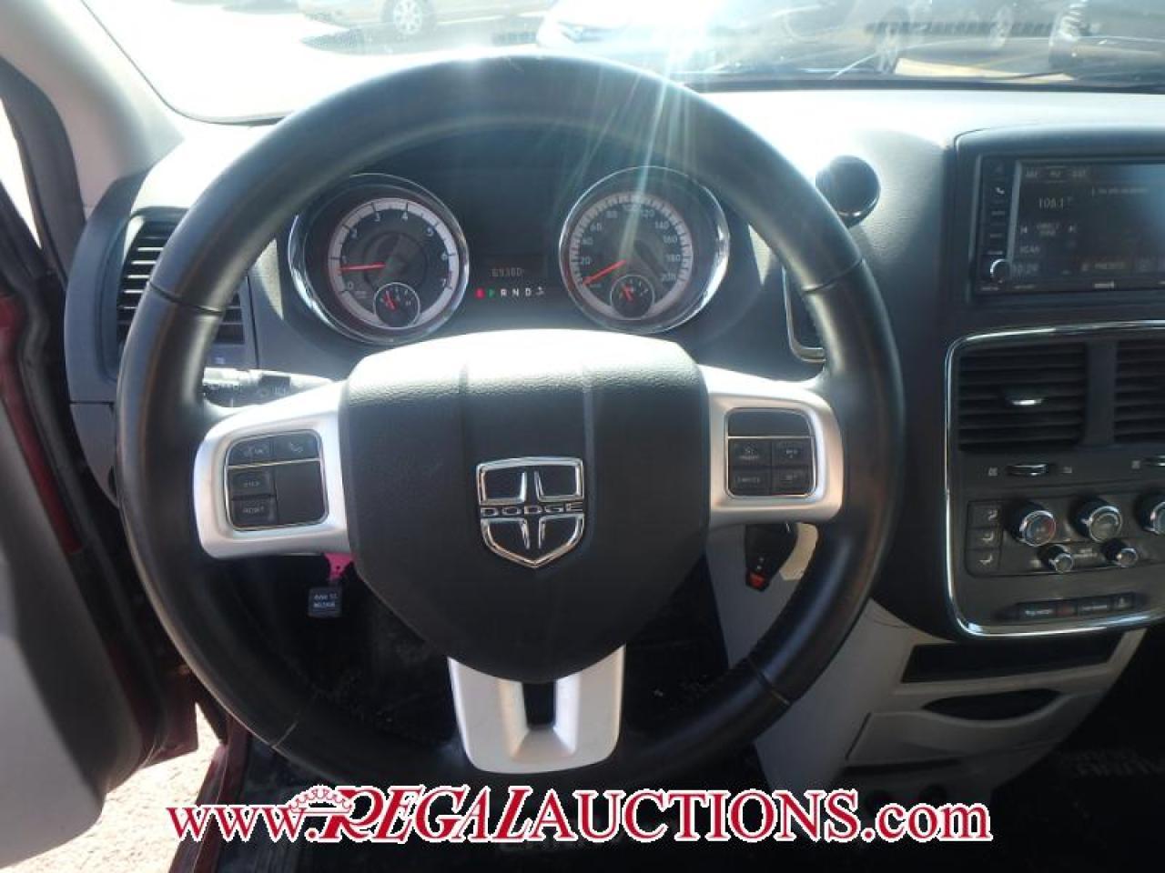 2015 Dodge GRAND CARAVAN SXT WAGON 7PASS 3.6L