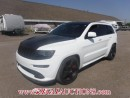 Used 2014 Jeep GRAND CHEROKEE SRT8 4D UTILITY 4WD 6.4L for sale in Calgary, AB
