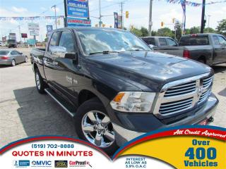Used 2013 Dodge Ram 1500 BIG HORN | HEMI | NAV | BLUETOOTH for sale in London, ON