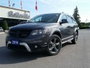 Used 2014 Dodge Journey Crossroads - NAV - Trailer TOW Prep - Back UP CAM for sale in Belleville, ON