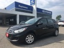Used 2012 Hyundai Accent 5Dr GL 6sp for sale in Barrie, ON