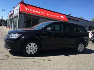 Used 2015 Dodge Journey Fuel Efficient, Low Cost of Ownership!! for sale in Surrey, BC
