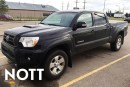 Used 2015 Toyota Tacoma V6 Double Cab, Long Bed, Backu for sale in Winnipeg, MB