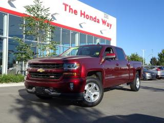 Used 2016 Chevrolet Silverado 1500 LT Crew Cab 4WD for sale in Abbotsford, BC