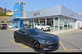 New 2018 Chevrolet Camaro 1LT for sale in Kamloops, BC
