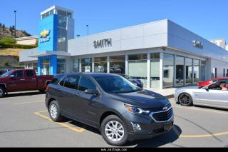New 2018 Chevrolet Equinox 1LT for sale in Kamloops, BC