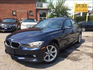 Used 2012 BMW 320i Leather, Sunroof, Alloys, HtdSeats&Warranty* for sale in York, ON